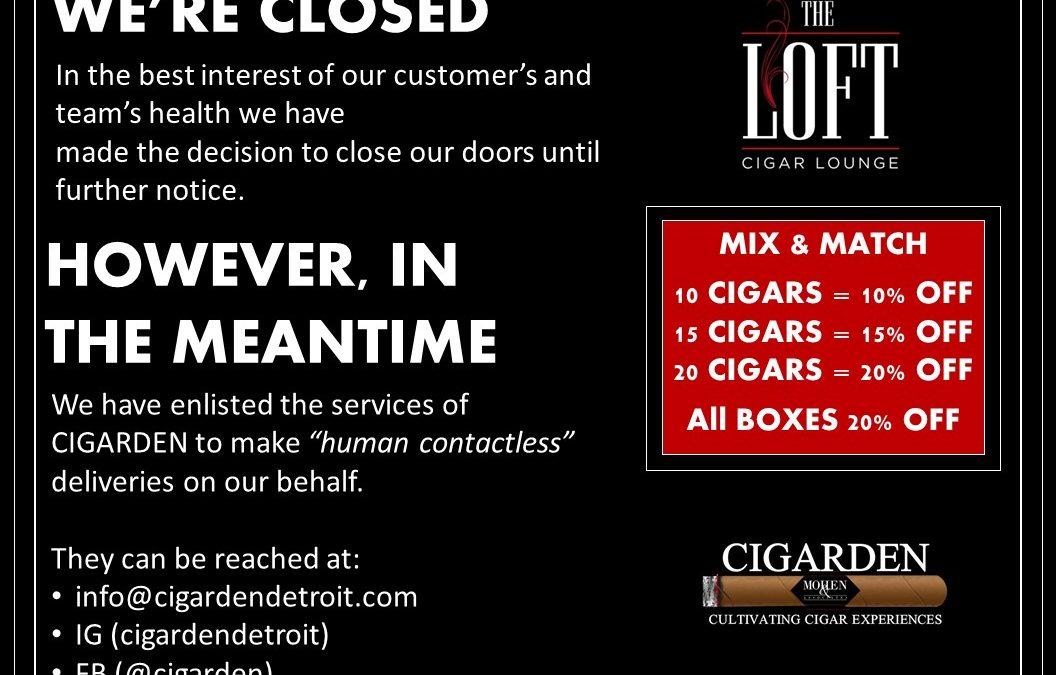 The Loft Cigar