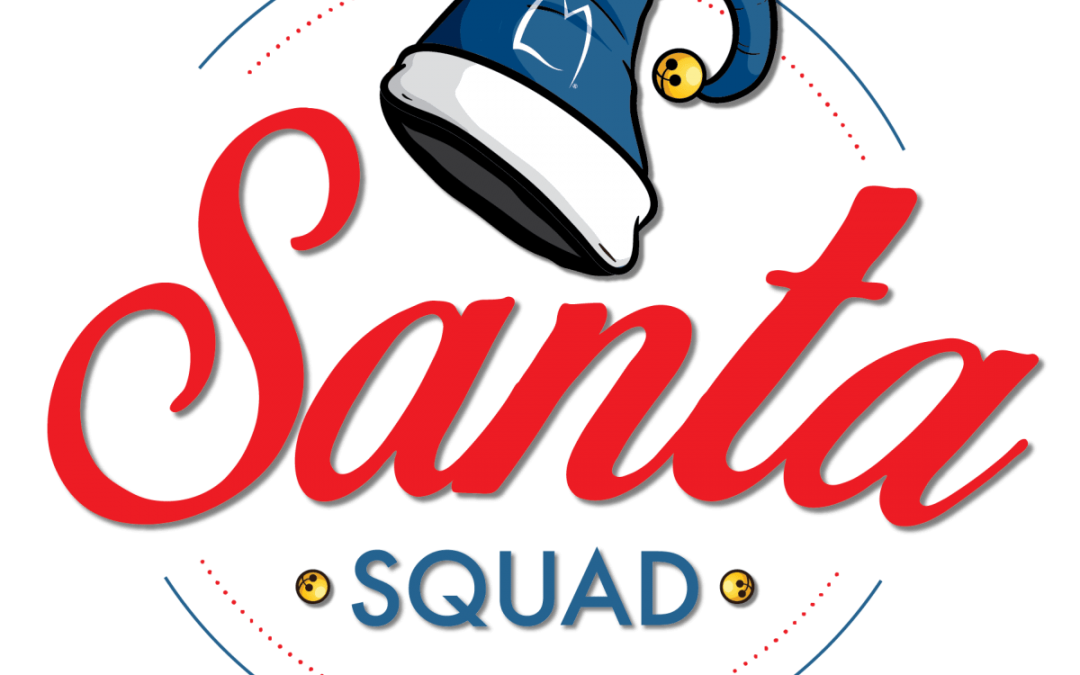 Participate in Lake Michigan Credit Union's Santa Squad!