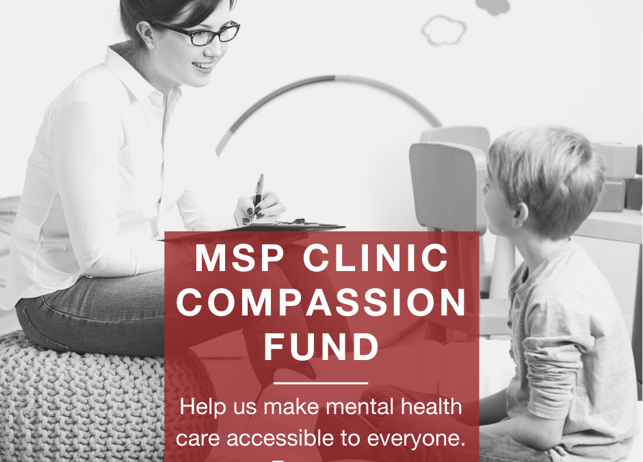 The Michigan School of Psychological Clinic Compassion Fund